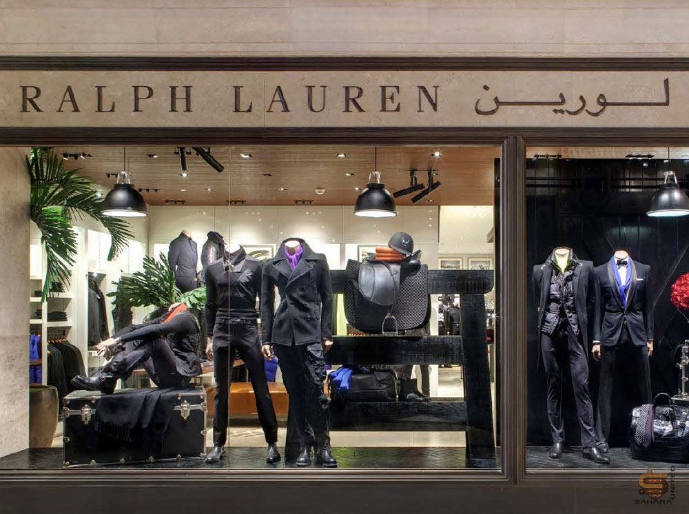 Ralph Lauren flagship at Avenues Prestige Mall- Phase 3